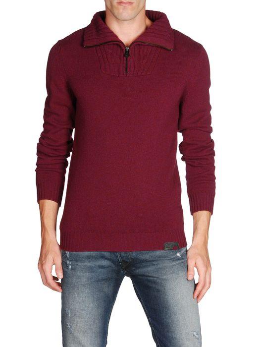 DIESEL K-CRATERE Knitwear U f