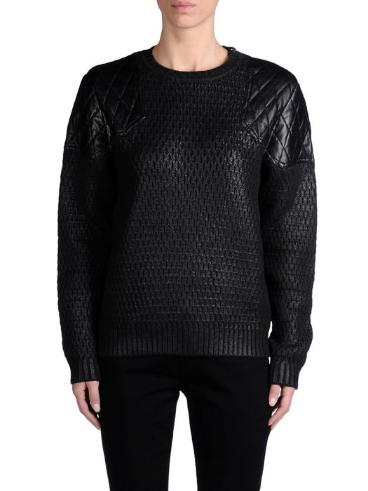 DIESEL BLACK GOLD MYNER Knitwear D e