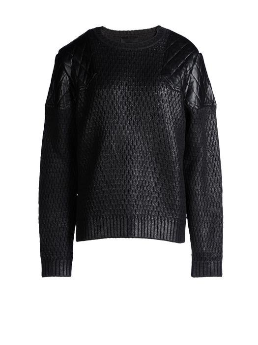 DIESEL BLACK GOLD MYNER Knitwear D f