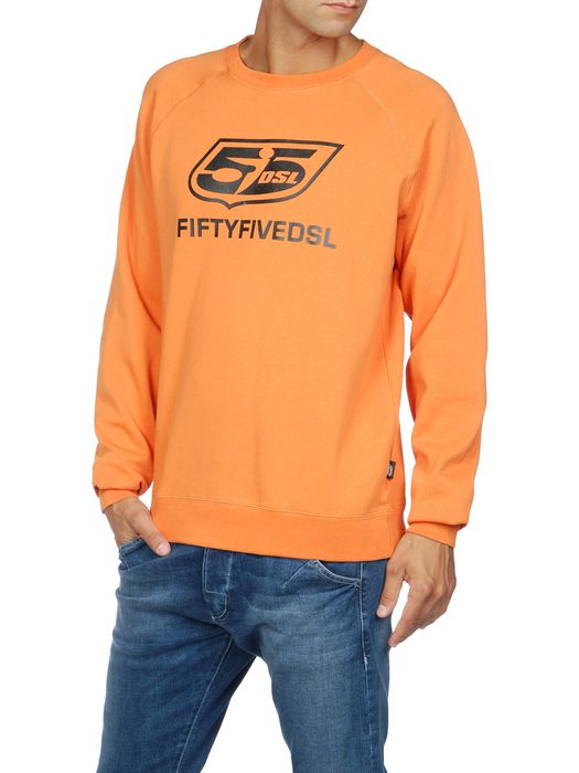 55DSL F-ONECREW Felpa U f