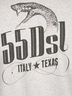 55DSL ITALY TEXAS SNAKE 2 Pull Cotton U d
