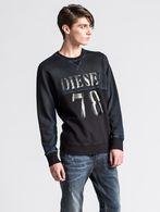 DIESEL S-LIEN Sweaters U f