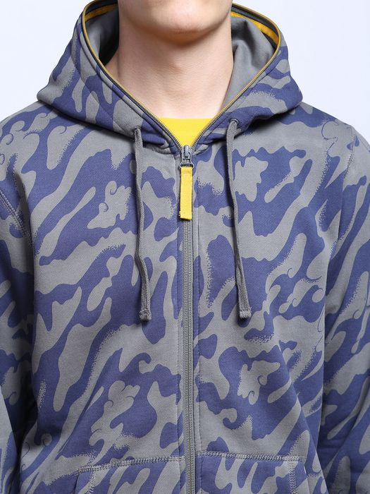 55DSL FULLZIP Sweaters U a