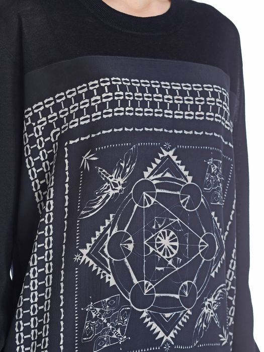 DIESEL BLACK GOLD MITER Knitwear D a