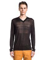DIESEL BLACK GOLD KONRAD-115 Knitwear U f