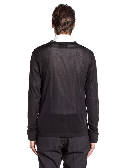 DIESEL BLACK GOLD KALIFFO-115 Knitwear U e