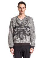 DIESEL BLACK GOLD SARETI-BIGBUG Sweatshirts U f