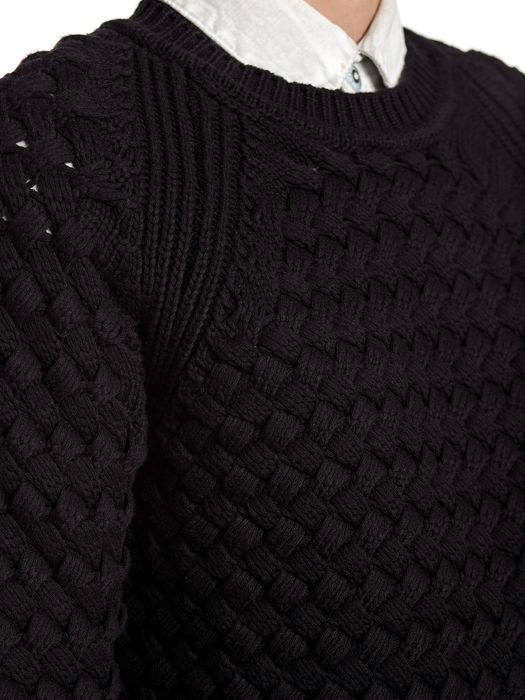 DIESEL BLACK GOLD MUKLIN Pull Maille D a