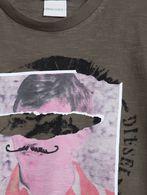 DIESEL TAZRY T-shirt & Top U a