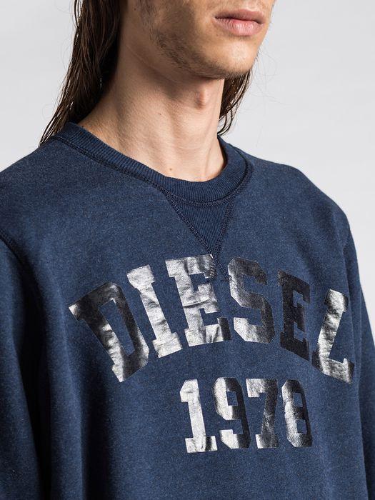 DIESEL S-HENNER Sweaters U a