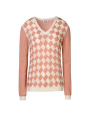 Long sleeve sweater Woman MOSCHINO CHEAPANDCHIC