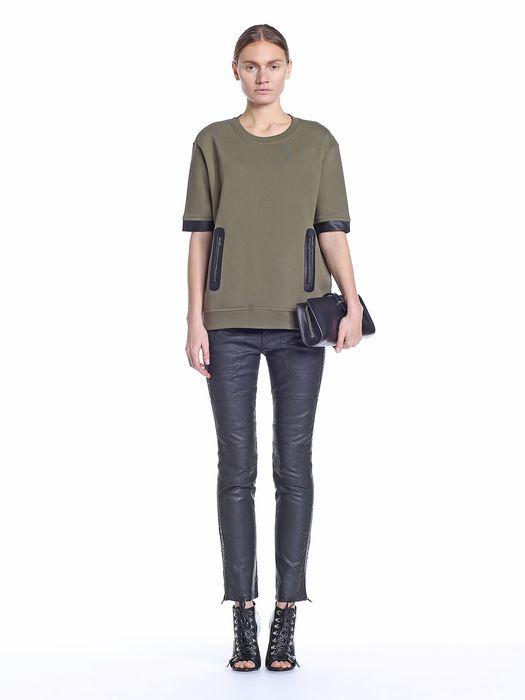 DIESEL BLACK GOLD FLEPY Sweatshirts D a