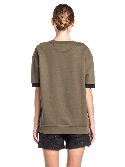 DIESEL BLACK GOLD FLEPY Sweatshirts D e