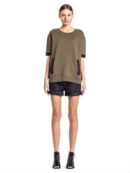 DIESEL BLACK GOLD FLEPY Sweatshirts D r