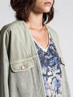 DIESEL F-ANISHA-A Sweatshirts D a