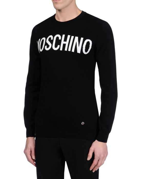 Crewneck sweater Man MOSCHINO