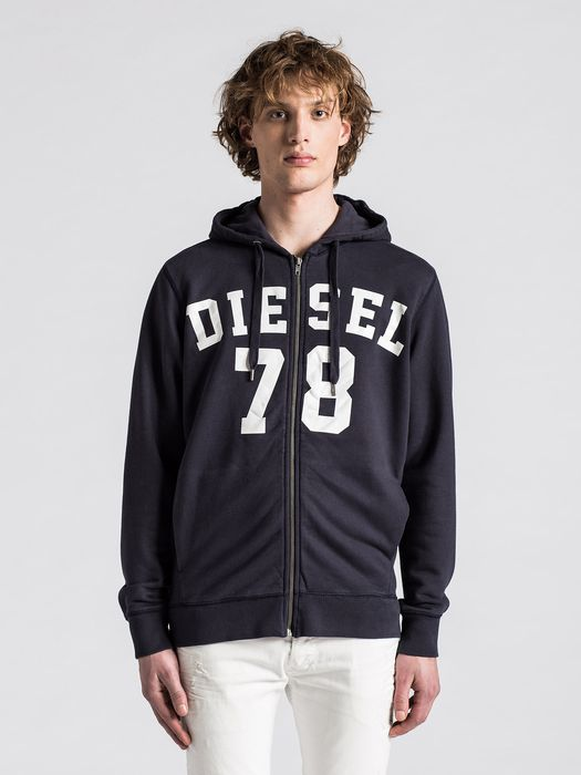 DIESEL S-GUNTER Pull Cotton U f