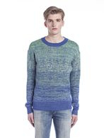 DIESEL BLACK GOLD KOMEQI-BLOOM Knitwear U f