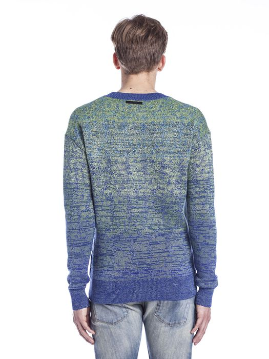DIESEL BLACK GOLD KOMEQI-BLOOM Knitwear U e