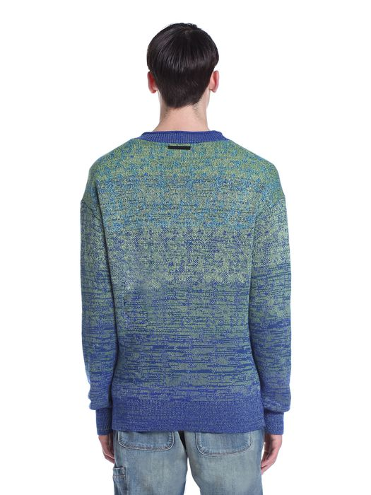 DIESEL BLACK GOLD KORQI-BLOOM Knitwear U e