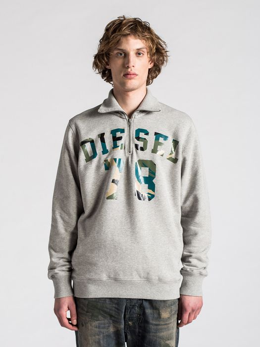 DIESEL S-ALOD Sweatshirts U f