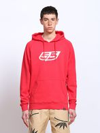 55DSL FLOGO-HOOD Pull Cotton U f
