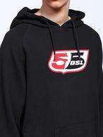 55DSL FLOGO-HOOD Sweaters U a