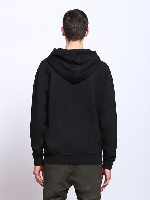 55DSL FLOGO-HOOD Sweaters U e