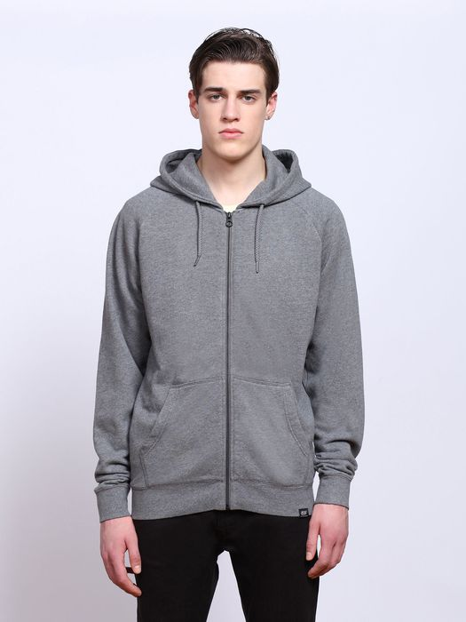 55DSL F-ZIPLOGO Sweaters U f