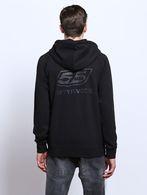 55DSL F-ZIPLOGO Sweaters U e