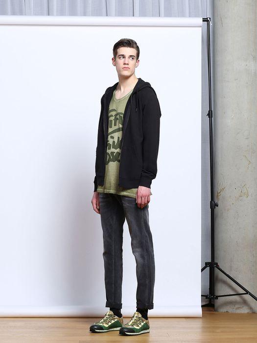 55DSL F-ZIPLOGO Sweaters U r