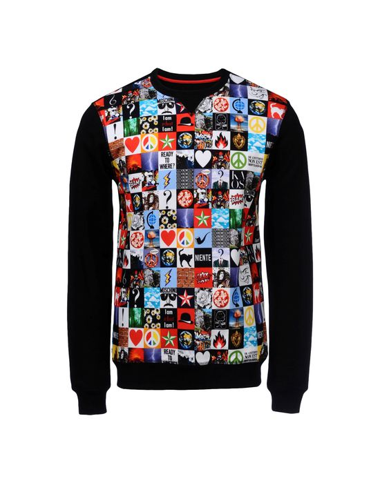 Sweatshirt Man MOSCHINO