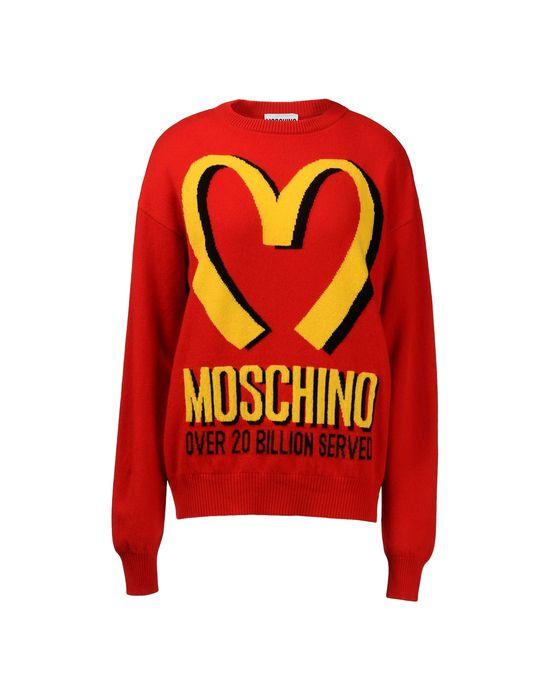 Long sleeve jumper Woman MOSCHINO
