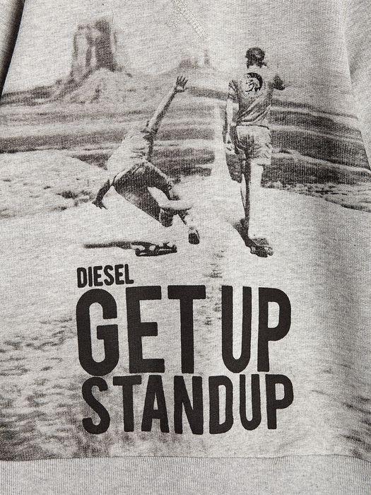 DIESEL STUY Sweatshirts U a