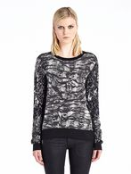 DIESEL BLACK GOLD MESTER Pull Maille D f