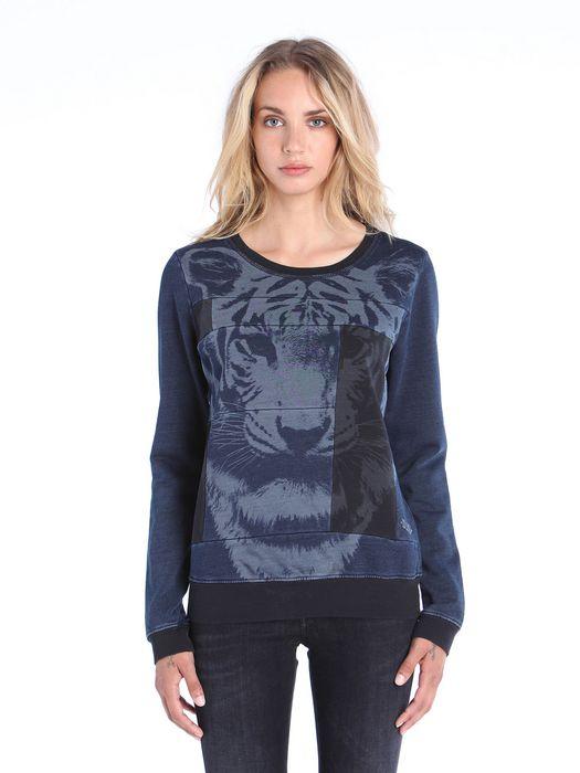 DIESEL F-DIAL-A Sweatshirts D f