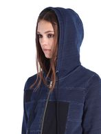 DIESEL F-MILKY-ZIP-A Sweatshirts D d