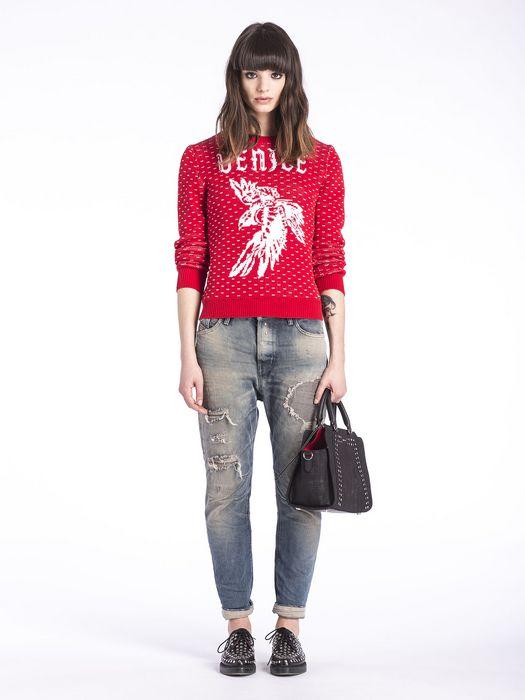 DIESEL M-FEBE Knitwear D r