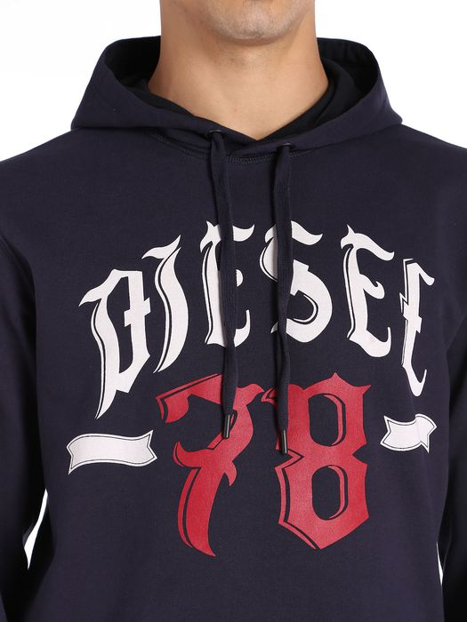 DIESEL S-ANJ Sweatshirts U a