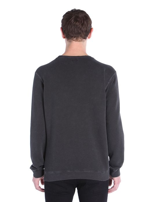 DIESEL S-DIEDE Sweatshirts U e