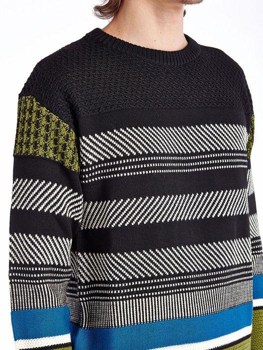 DIESEL BLACK GOLD KOLLAUDO-LF Knitwear U a