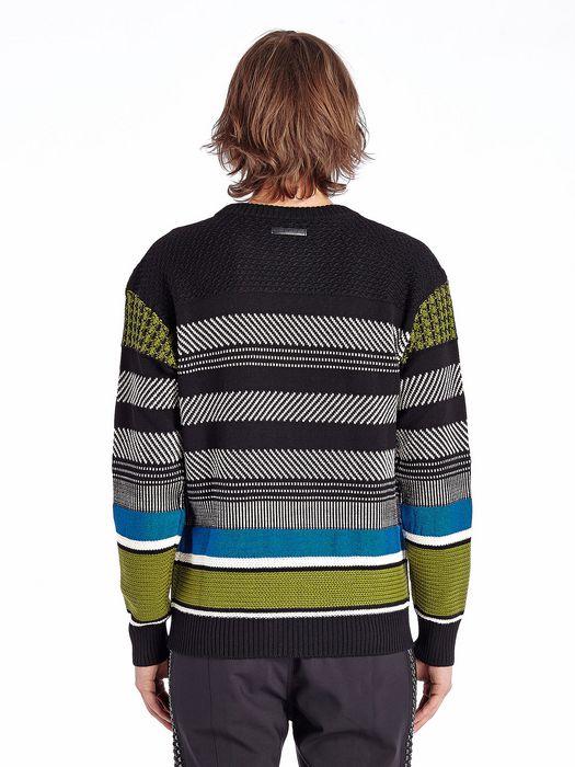 DIESEL BLACK GOLD KOLLAUDO-LF Knitwear U e