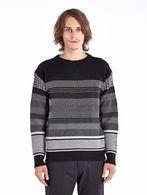 DIESEL BLACK GOLD KOLLAUDO-LF Knitwear U f
