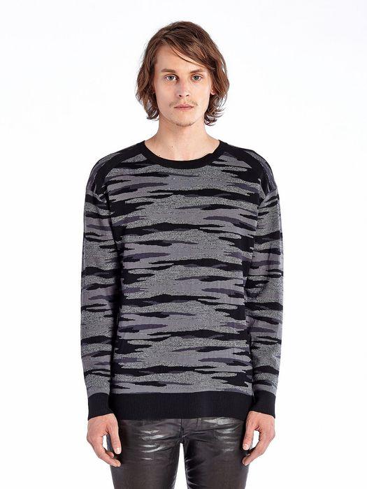 DIESEL BLACK GOLD KATTONE-LF Knitwear U f