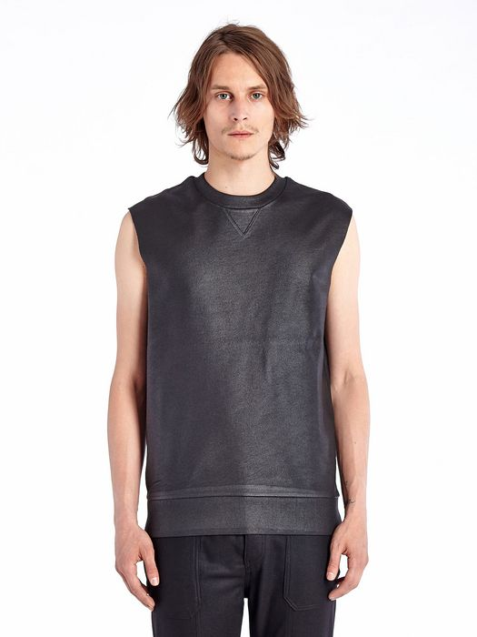 DIESEL BLACK GOLD SABATINO-LF Sweatshirts U f