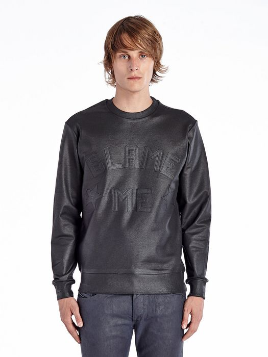 DIESEL BLACK GOLD SAVINO-BLAMEME-LF Sweaters U f