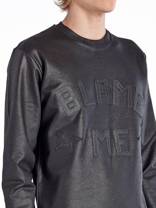 DIESEL BLACK GOLD SAVINO-BLAMEME-LF Sweaters U a