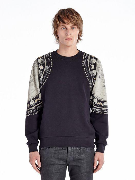 DIESEL BLACK GOLD SUNNY-METAZODIAC-LF Sweaters U f