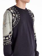 DIESEL BLACK GOLD SUNNY-METAZODIAC-LF Sweaters U a
