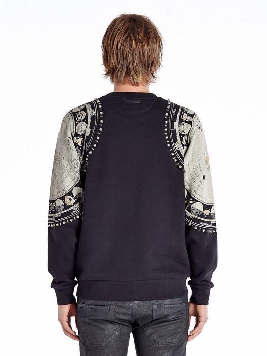 DIESEL BLACK GOLD SUNNY-METAZODIAC-LF Sweaters U e